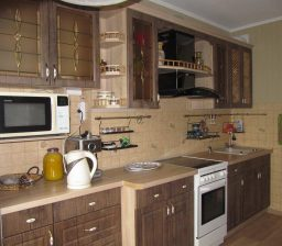 Мебель для кухни Старое Дерево от Green мебель
