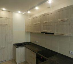 Кухня дуб янтарный от Green мебель