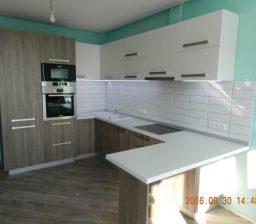 Кухня Сонома Трюфель и Акрил от Green мебель