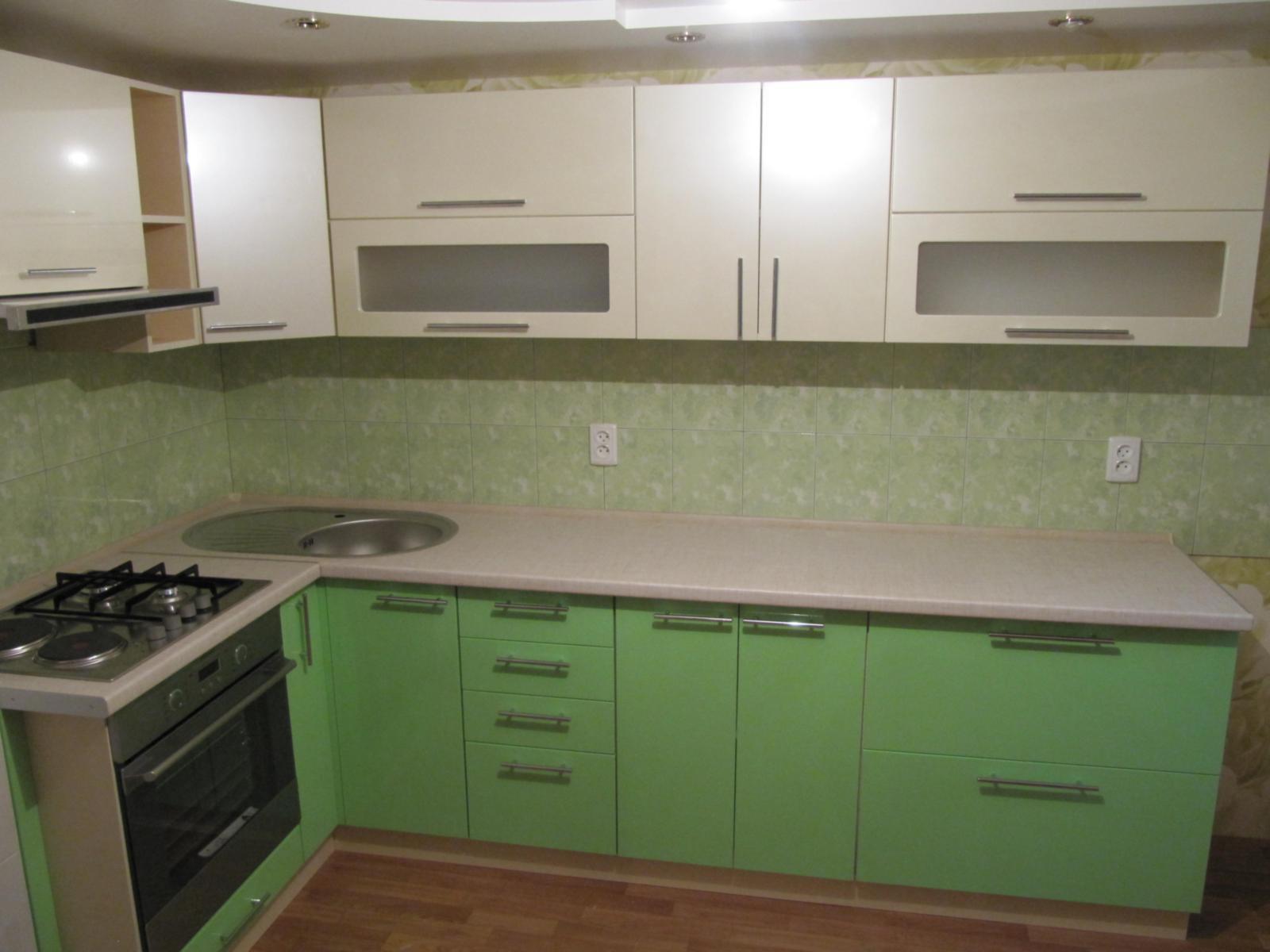 кухни на заказ от «GREEN Мебель»