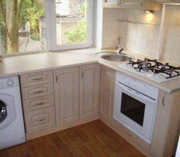 Кухня Берёза от Green мебель