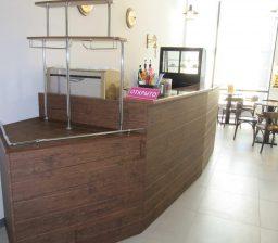 Кофейня Корабль с кофе от Green мебель