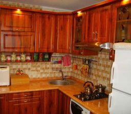Кухня Дуб Сокальский натуральный от Green мебель