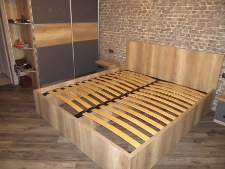 Кровать Дуб Каньон