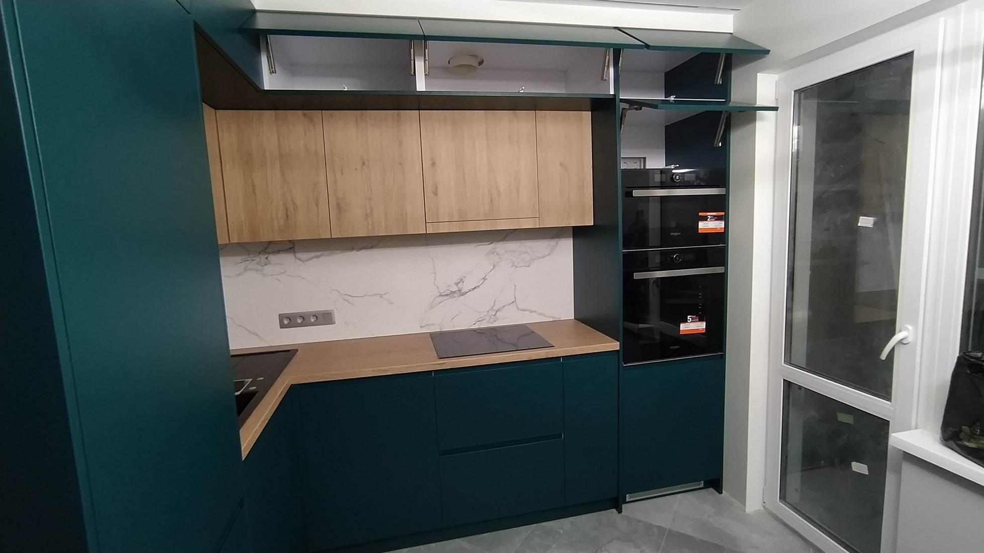 заказ кухни в Киеве от green-mebel.com.ua